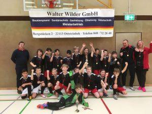 walter wilder hallen cup 2018