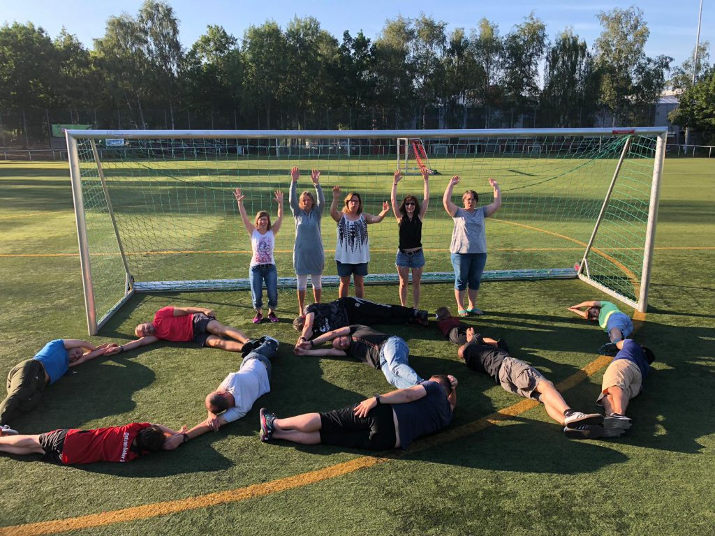 oststeinbeker sportverein jugendfussball saisonabschluss trainer