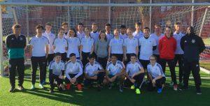 dfb junior coach teilnehmer