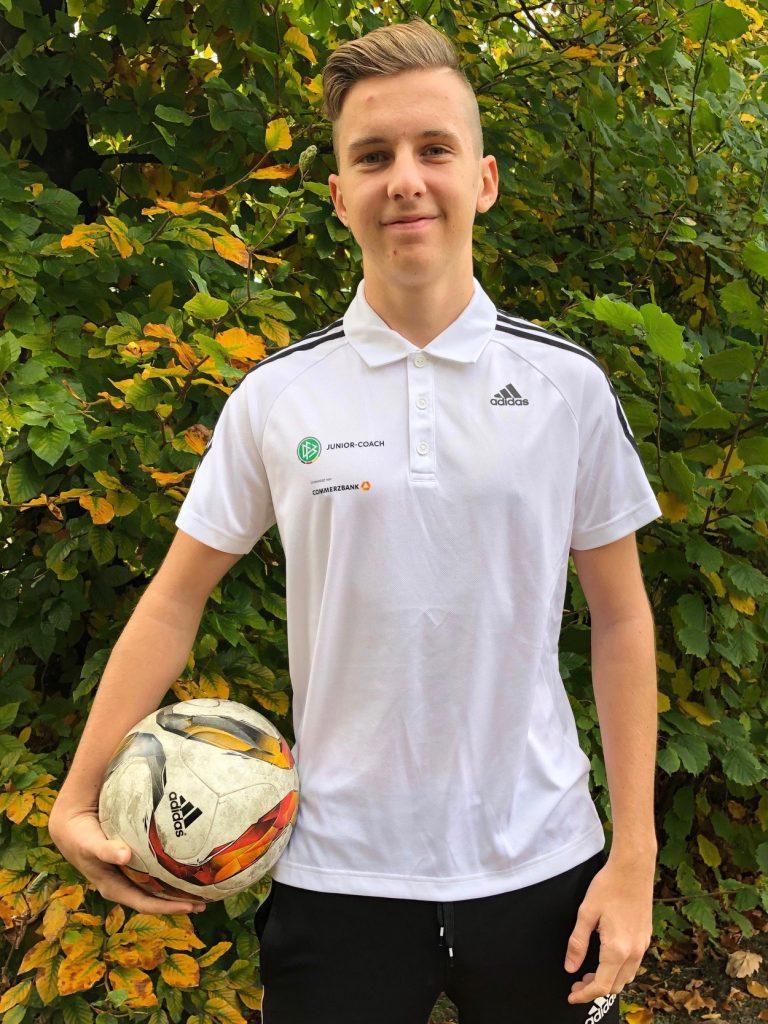 dfb junior coach niklas kypke